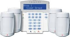 PARADOX HOME ALARM SYSTEMS